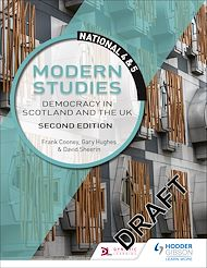 Download the eBook: National 4 & 5 Modern Studies: Democracy in Scotland and the UK: Second Edition