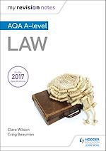 Download this eBook My Revision Notes: AQA A-level Law