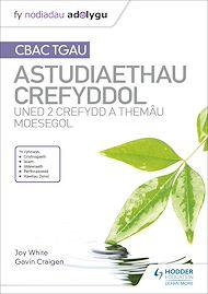 Download the eBook: Fy Nodiadau Adolygu: CBAC TGAU Astudiaethau Crefyddol Uned 2 Crefydd a Themâu Moesegol