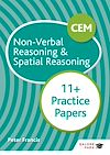 Télécharger le livre :  CEM 11+ Non-Verbal Reasoning & Spatial Reasoning Practice Papers