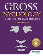 Téléchargez le livre :  Psychology: The Science of Mind and Behaviour 8th Edition