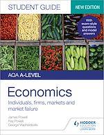 Téléchargez le livre :  AQA A-level Economics Student Guide 1: Individuals, firms, markets and market failure