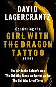 Téléchargez le livre :  Continuing THE GIRL WITH THE DRAGON TATTOO/MILLENNIUM series