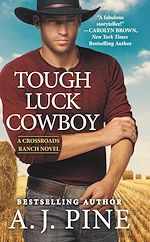 Téléchargez le livre :  Tough Luck Cowboy