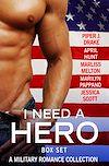 Download this eBook I Need a Hero Box Set