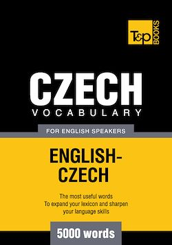 Czech vocabulary for English speakers - 5000 words