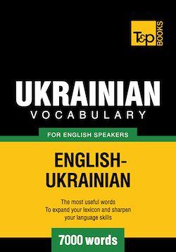 Ukrainian vocabulary for English speakers - 7000 words