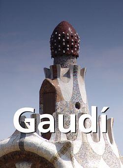 Livre d'architecture sur Gaudi