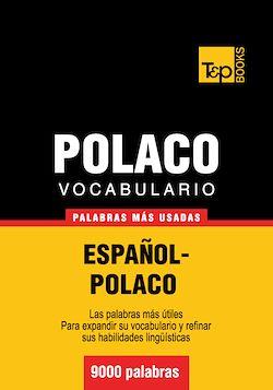 Vocabulario español-polaco - 9000 palabras más usadas