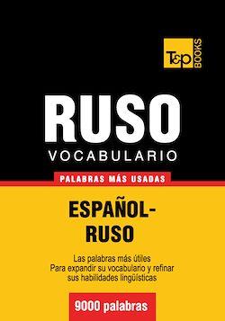 Vocabulario español-ruso - 9000 palabras más usadas