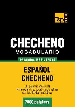 Vocabulario español-checheno - 7000 palabras más usadas