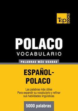 Vocabulario español-polaco - 5000 palabras más usadas