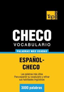 Vocabulario español-checo - 3000 palabras más usadas