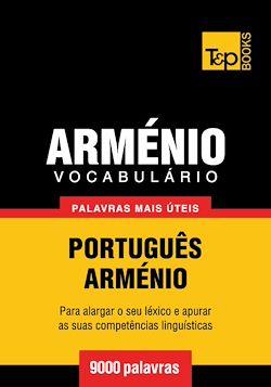Vocabulário Português-Arménio - 9000 palavras mais úteis