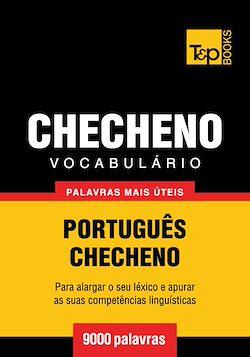 Vocabulário Português-Checheno - 9000 palavras mais úteis