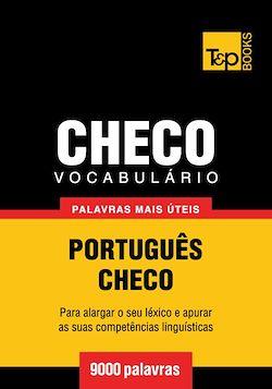 Vocabulário Português-Checo - 9000 palavras mais úteis