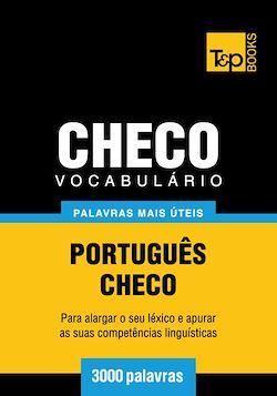 Vocabulário Português-Checo - 3000 palavras mais úteis