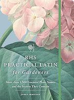 Téléchargez le livre :  RHS Practical Latin for Gardeners