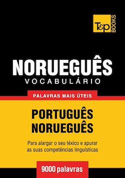 Vocabulário Português-Norueguês - 9000 palavras mais úteis