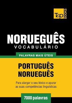 Vocabulário Português-Norueguês - 7000 palavras mais úteis
