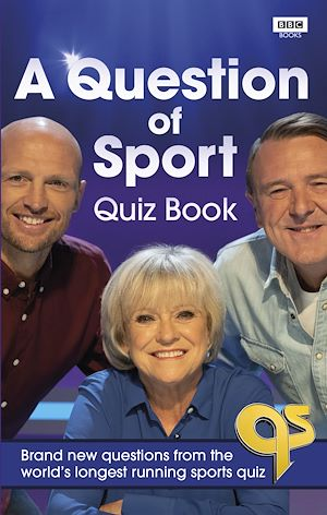Téléchargez le livre :  A Question of Sport Quiz Book