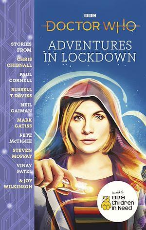 Téléchargez le livre :  Doctor Who: Adventures in Lockdown