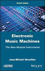 Téléchargez le livre :  Electronic Music Machines