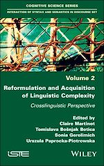 Download this eBook Reformulation and Acquisition of Linguistic Complexity