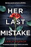Télécharger le livre :  Her Last Mistake