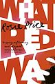 Download this eBook What Red Was