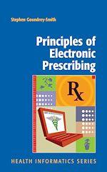 Download this eBook Principles of Electronic Prescribing