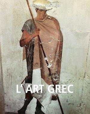 Téléchargez le livre :  L'art grec