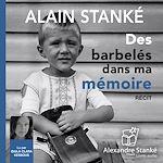 Download this eBook Des barbelés dans ma mémoire