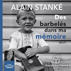 Download the eBook: Des barbelés dans ma mémoire