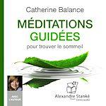 Download this eBook Méditations guidées pour trouver le sommeil