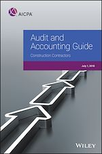 Download this eBook Audit and Accounting Guide: Construction Contractors, 2018