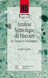 Télécharger le livre :  Analyse sémiotique du discours
