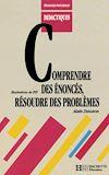 Télécharger le livre :  Comprendre des énoncés, résoudre des problèmes