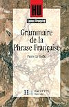 Télécharger le livre :  Grammaire de la phrase française - Livre de l'élève - Edition 1994