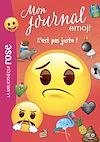 Télécharger le livre :  emoji TM mon journal 04 - C'est pas juste !