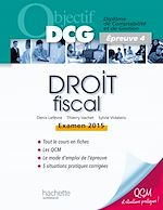 Download this eBook Objectif DCG Droit fiscal 2014 2015