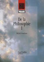 Téléchargez le livre :  De la philosophie