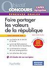 Télécharger le livre :  Les valeurs de la République aux concours - Epreuve orale de mise en situation professionnelle