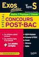 Télécharger le livre : Exos Résolus Term S - Spécial concours Post Bac - Maths Physique Chimie