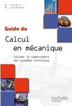 Téléchargez le livre :  Guide du calcul en mécanique