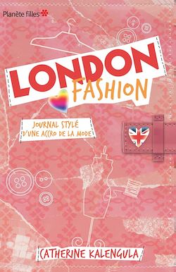 London Fashion 1 - Journal stylé d'une accro de la mode