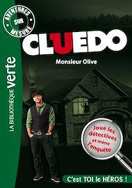 Téléchargez le livre :  Aventures sur Mesure - Cluedo 03, Monsieur Olive