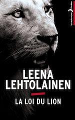 Téléchargez le livre :  La Loi du lion