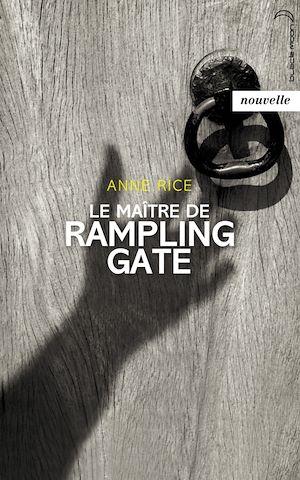 Image de couverture (Le maître de Rampling Gate)