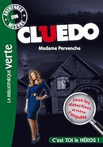 Téléchargez le livre :  Aventures sur Mesure - Cluedo 04, Madame Pervenche